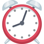 ⏰ Facebook / Messenger «Alarm Clock» Emoji