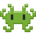 👾 Facebook / Messenger «Alien Monster» Emoji