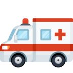 🚑 Facebook / Messenger Ambulance Emoji - Site Facebook