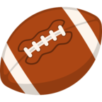 🏈 «American Football» Emoji para Facebook / Messenger