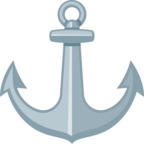 ⚓ Facebook / Messenger «Anchor» Emoji