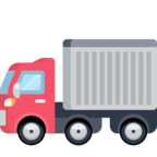 🚛 Facebook / Messenger «Articulated Lorry» Emoji