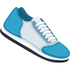 👟 Facebook / Messenger «Running Shoe» Emoji