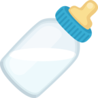 🍼 Facebook / Messenger «Baby Bottle» Emoji