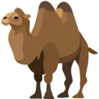 🐫 «Two-Hump Camel» Emoji para Facebook / Messenger