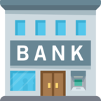🏦 Facebook / Messenger «Bank» Emoji