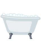 🛁 Смайлик Facebook / Messenger «Bathtub» - На сайте Facebook