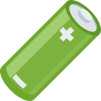🔋 Facebook / Messenger «Battery» Emoji