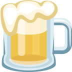 🍺 Facebook / Messenger «Beer Mug» Emoji