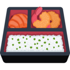 🍱 Facebook / Messenger «Bento Box» Emoji - Facebook Website version