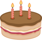 🎂 Facebook / Messenger «Birthday Cake» Emoji