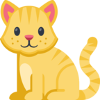 🐈 «Cat» Emoji para Facebook / Messenger