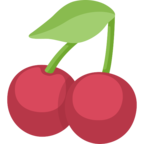 🍒 Facebook / Messenger «Cherries» Emoji - Facebook Website version