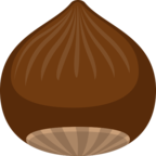 🌰 Facebook / Messenger «Chestnut» Emoji