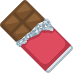 🍫 Facebook / Messenger «Chocolate Bar» Emoji