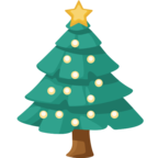 🎄 «Christmas Tree» Emoji para Facebook / Messenger