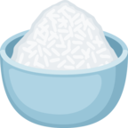 🍚 Facebook / Messenger Cooked Rice Emoji - Facebook Website