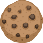 🍪 Facebook / Messenger «Cookie» Emoji