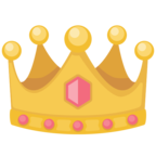 👑 Facebook / Messenger «Crown» Emoji