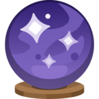 🔮 Facebook / Messenger «Crystal Ball» Emoji