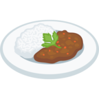 Emoji para Facebook 🍛 - Curry Rice Messenger