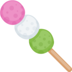 🍡 Facebook / Messenger «Dango» Emoji