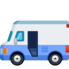 🚚 Facebook / Messenger «Delivery Truck» Emoji