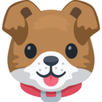 🐶 Facebook / Messenger «Dog Face» Emoji