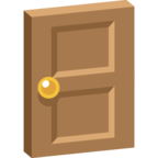🚪 Facebook / Messenger «Door» Emoji
