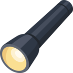 🔦 Facebook / Messenger «Flashlight» Emoji