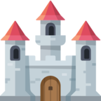 🏰 Facebook / Messenger «Castle» Emoji - Facebook Website version