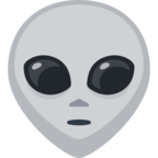 👽 Facebook / Messenger Alien Emoji - Facebook Website