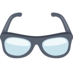 👓 Facebook / Messenger «Glasses» Emoji