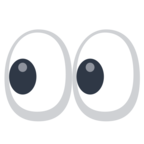 👀 Facebook / Messenger «Eyes» Emoji