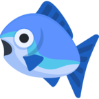 🐟 Смайлик Facebook / Messenger «Fish»