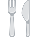 🍴 Facebook / Messenger «Fork and Knife» Emoji