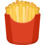 🍟 Facebook / Messenger «French Fries» Emoji - Facebook Website version