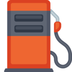 ⛽ Смайлик Facebook / Messenger «Fuel Pump»
