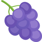 🍇 Facebook / Messenger «Grapes» Emoji