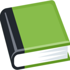 📗 Facebook / Messenger «Green Book» Emoji