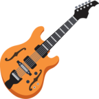 🎸 Facebook / Messenger «Guitar» Emoji