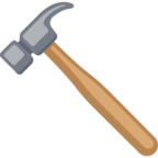 🔨 Facebook / Messenger Hammer Emoji - Site Facebook