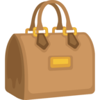 👜 Facebook / Messenger «Handbag» Emoji - Facebook Website version