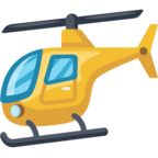 🚁 Смайлик Facebook / Messenger «Helicopter»