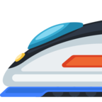 🚄 Facebook / Messenger «High-Speed Train» Emoji