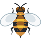 🐝 «Honeybee» Emoji para Facebook / Messenger