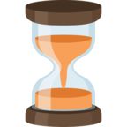 ⏳ Facebook / Messenger «Hourglass With Flowing Sand» Emoji