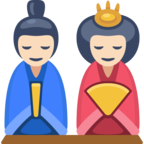 🎎 Facebook / Messenger «Japanese Dolls» Emoji