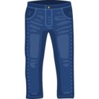 👖 Смайлик Facebook / Messenger Jeans - На сайте Facebook