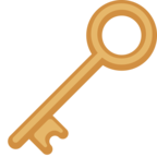 🔑 Facebook / Messenger «Key» Emoji